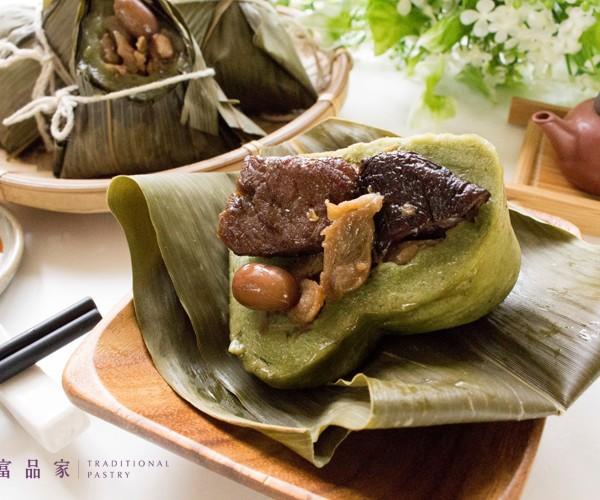 富品家碧綠粿粽-750