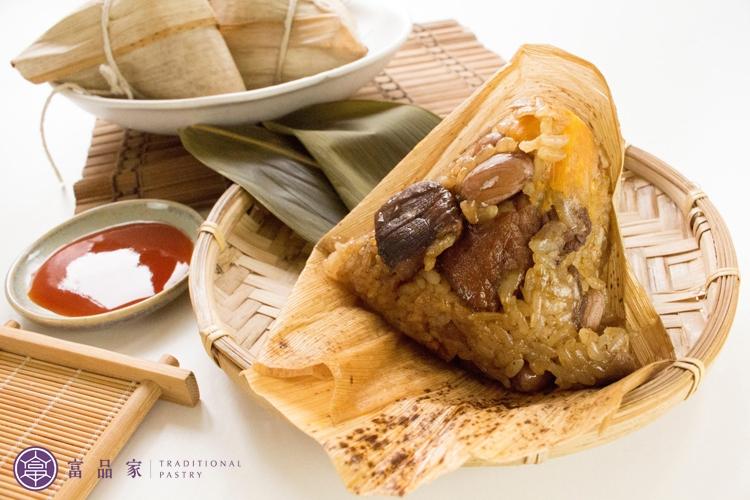 端午限定-古早味蛋黃粽(含運組)