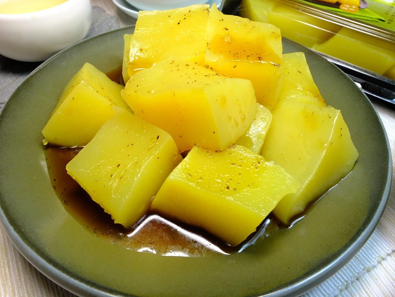 桂花蜜米の粉粿