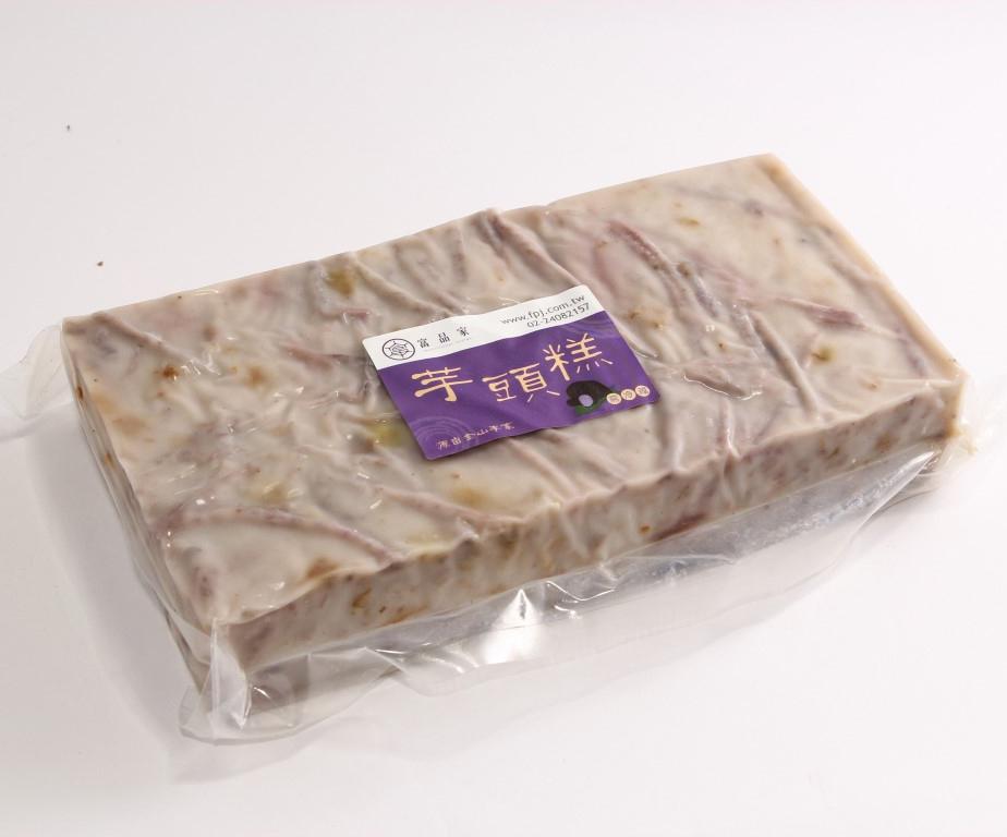 金山李家芋頭糕 /平裝版