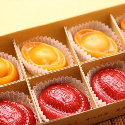 雙喜好運到禮盒+ 阿Q黑糖糕禮盒